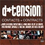 D-Tension - Contacts + Contracts, 2xLP, Album