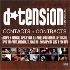 D-Tension - Contacts + Contracts, 2xLP, Album
