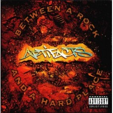 Artifacts - Between A Rock And A Hard Place, CD, Album