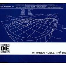 Malk De Koijn - Vi Tager Fuglen På Dig, CD, Maxi-Single, Enhanced