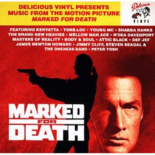 Various - Delicious Vinyl Presents Music From The Motion Picture Marked For Death, LP