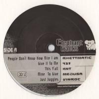 Various - Elephant Tracks, LP
