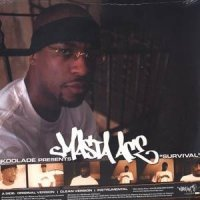 Koolade Featuring Masta Ace / Strick - Survival / Hate Me Too, 12""