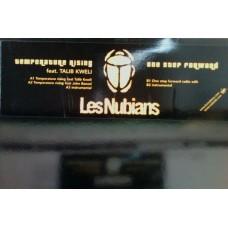 """Les Nubians - Temperature Rising / One Step Forward, 12"""", 33 ⅓ RPM, Promo"""
