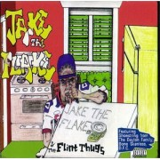 Jake The Flake & The Flint Thugs - Jake The Flake & The Flint Thugs, CD, Album