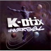K-Otix - Universal, CD