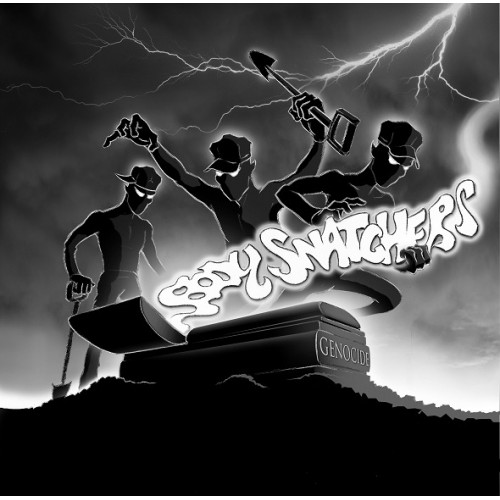 "Body Snatchers - Genocide EP, 12"", 33 ⅓ RPM, EP, Limited Edition"