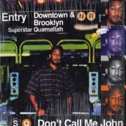 "Superstar Quamallah - Don't Call Me John EP, 12"", EP"