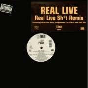 Real Live - Real Live Sh*t (Remix) / Pop The Trunk, 12""