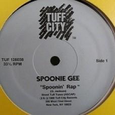 """Spoonie Gee - Spoonin' Rap, 33 ⅓ RPM, 12"""""""