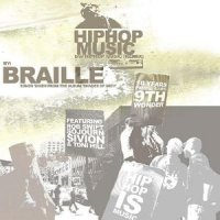"Braille - Hip Hop Music, 12"", 33 ⅓ RPM"