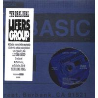"Lifers Group - The Real Deal, 12"", Promo"