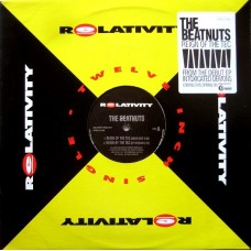 """The Beatnuts - Reign Of The Tec, 12"""", 33 ⅓ RPM, Promo"""