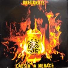 "Dredknotz - Causin A Menace / Tha Anthem, 12"""