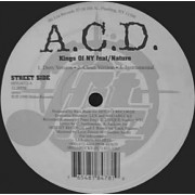 A.C.D. - Kings Of NY / Swerving, 12""