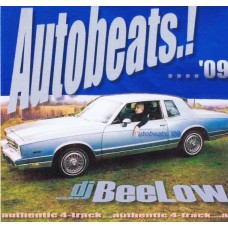 DJ Beelow - Autobeats '09, CDr