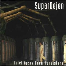 Supardejen - Intelligens Uden Konsistens, CD, Album