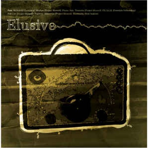 Elusive - Frequenzy Modulation Remixed, LP, Album, Limited Edition