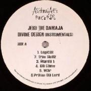 Jeru The Damaja - Divine Design (Instrumentals), LP, Album