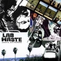 Lab Waste - Zwarte Achtegrond, 2xLP