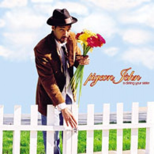 Pigeon John - Is Dating Your Sister, 2xLP, Album