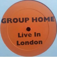 Group Home - Live In London, LP, Compilation