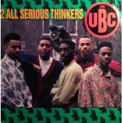 The UBC - 2 All Serious Thinkers, LP, Album