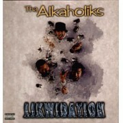 """Tha Alkaholiks - Likwidation, 12"""", Single"""
