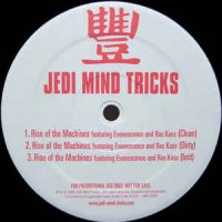 "Jedi Mind Tricks - Rise Of The Machines, 12"", Single Sided, Promo, 33 ⅓ RPM"