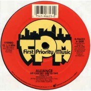 "Alliance - We Can Get Use To This / Ready Set, 12"", 33 ⅓ RPM"