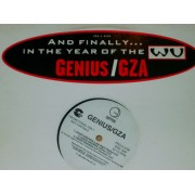 "Genius / GZA - Liquid Swords, 12"", 33 ⅓ RPM, Promo"