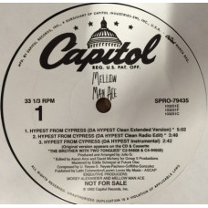 """Mellow Man Ace - Hypest From Cypress , 12"""", 33 ⅓ RPM, Promo"""