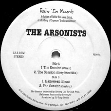 """The Arsonists - The Session, 12"""", 33 ⅓ RPM"""