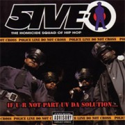 5ive-O - If U R Not Part Uv Da Solution..., LP, Album