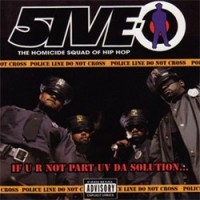 5ive-O - If U R Not Part Uv Da Solution..., LP, Album