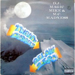 D.J. Magic Mike & M.C. Madness - Twenty Degrees Below Zero, 12""