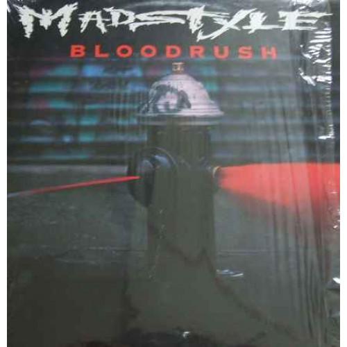 Madstyle - Bloodrush, LP