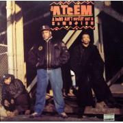 The A.T.E.E.M. - A Hero Ain't Nuttin' But A Sandwich, LP, Album
