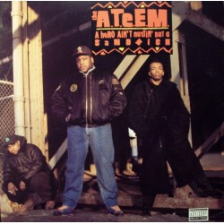 The A.T.E.E.M. - A Hero Ain't Nuttin' But A Sandwich, LP, Album