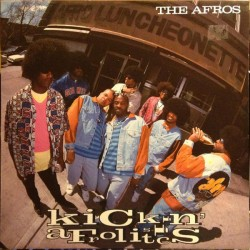 The Afros - Kickin' Afrolistics, LP, Album