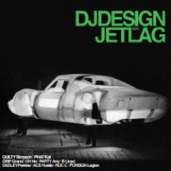 DJ Design - Jetlag, 2xLP
