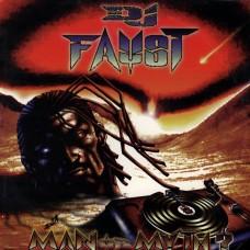 DJ Faust - Man Or Myth?, 2xLP, Album, Mixed