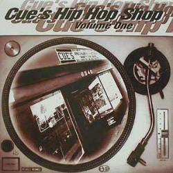 Various - Cue's Hip Hop Shop Volume One, 2xLP