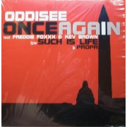 """Oddisee - Once Again / Such Is Life / Propa, 12"""", 33 ⅓ RPM"""