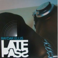 Raydar Ellis - Late Pass, 2xLP