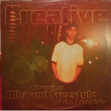 """Creative - Creatively Wise / Networking, 12"""", 33 ⅓ RPM"""