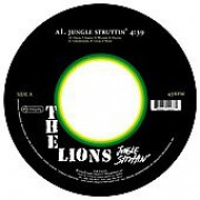 "The Lions - Jungle Struttin' / Ethio-Steppers, 7"", Limited Edition"