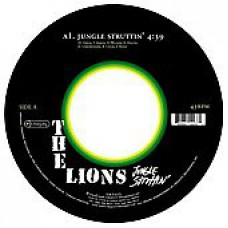 """The Lions - Jungle Struttin' / Ethio-Steppers, 7"""", Limited Edition"""