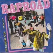 "1st Avenue - Rap Road, 7"", Single"