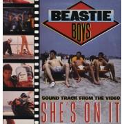 "Beastie Boys - She's On It, 12"", 45 RPM, Maxi-Single"